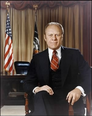 Gerald Rudolph Ford, Jr. (July 14, 1913 – December 26, 2006)