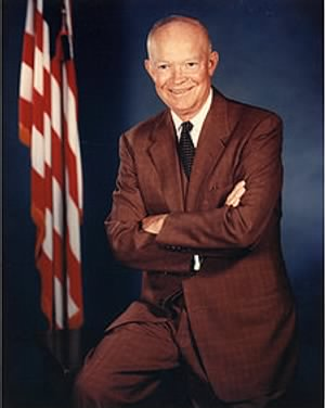 Dwight David  Eisenhower (October 14, 1890 – March 28, 1969)