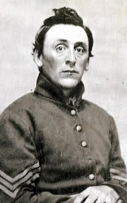 Isaac W Detwiler Civil War
