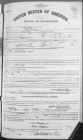 Petition for Naturalization (1927)