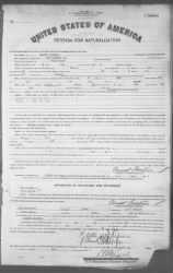 Eventino, Ernest › Petition for Naturalization (1927) - Fold3.com