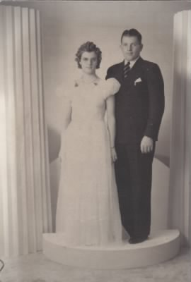 Wedding Picture 4/10/1940