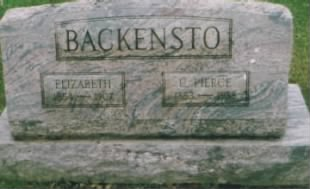 Backensto Grave