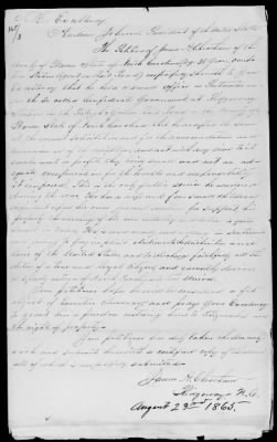 the case for amnesty essay United states us military us civil war confederate amnesty records confederate amnesty papers the amnesty papers or case files of applications from former confederates for.