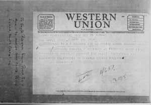 telegram russell robinson wounded from his mom alice.jpg