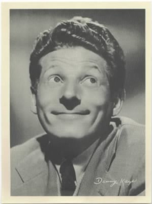 Danny Kaye the Comedian