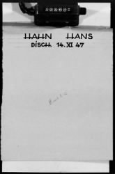 Hans Hahn as a member of the SS at Dachau Concentration Camp › Page 2 - Fold3.com