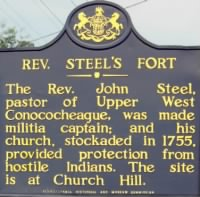 Rev John Steel Fort