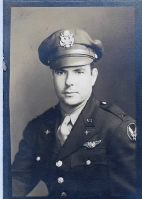 Lt Harry B Wilcox, Jr Bombardier /KIA 15 May, 1944 B-25 Combat Mission