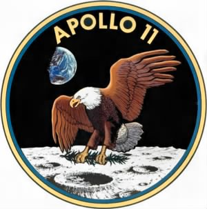 Apollo 11 Insignia