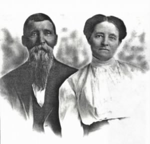 Benjamin Franklin Gray and Mary Elizabeth Craycroft