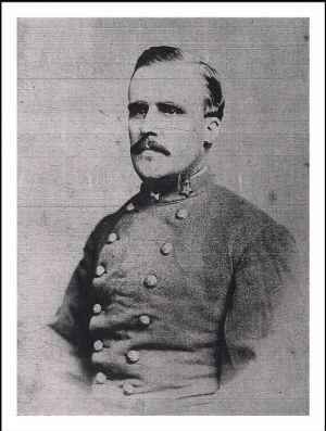 Commander of R. E. Lee Camp No. 1 - Soldiers' Home