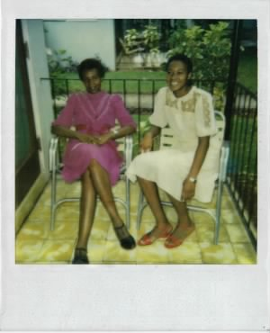 Cherrie Haughton and Carol.JPG