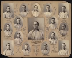 Pittsburgh Pirates Baseball Team, 1904 › Page 1 - Fold3.com