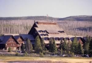 Old Faithful Inn 2