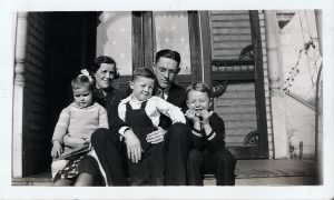 Bert & family on steps.jpg