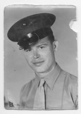 Luther Stowe WWII