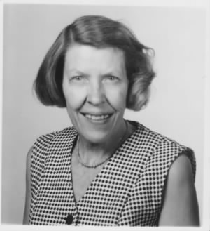 Louise S. Swaner abt 1969