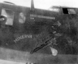 James Sharp's B-24 Ship, the MINERVA