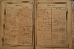 William Coram's Family Bible