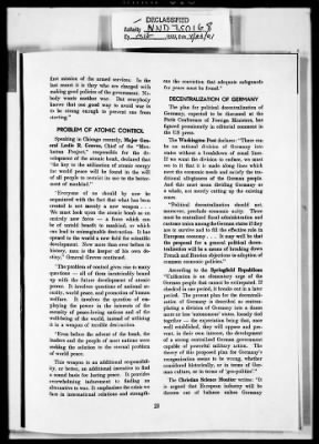 General [Entry 11, Handbooks On Cultural Institutions Of European Countries, 1943-1945] › Page 27 - Fold3.com