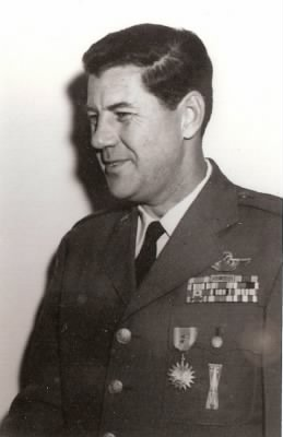 Lt. Col. Arlie Hugh Hicks Jr.
