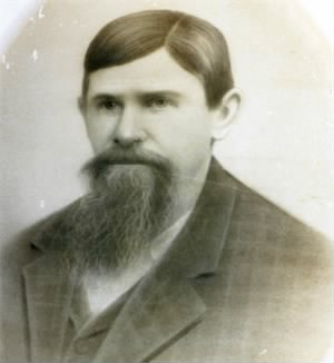 James Whalen about 1880.
