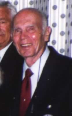 Capt Harvey G. Odenbrett, USN Retired