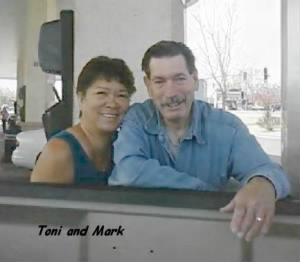 Toni and Mark Lefebvre in Chino Valley, AZ