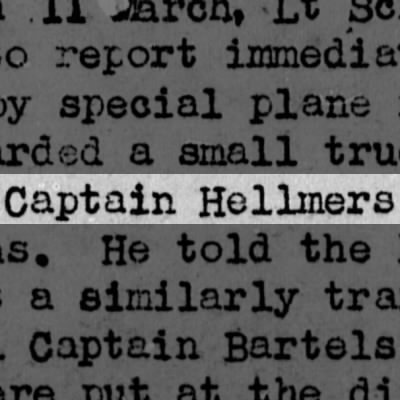 Captain Hellmers