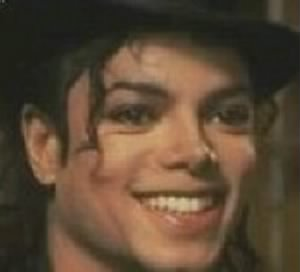 Michael, smiling so sweetly,around 1989