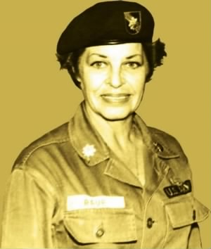 U S ARMY Bird-Col. Martha Raye