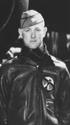 Lt James Parker, Co-Pilot CREW 9 of the Doolittle Raid.