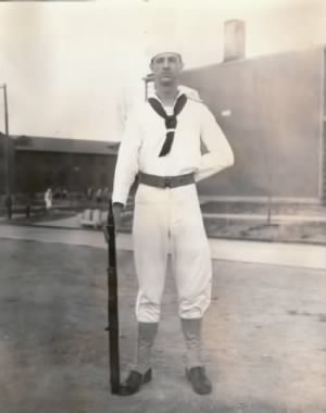 May 1943 Great Lakes Naval Boot Camp