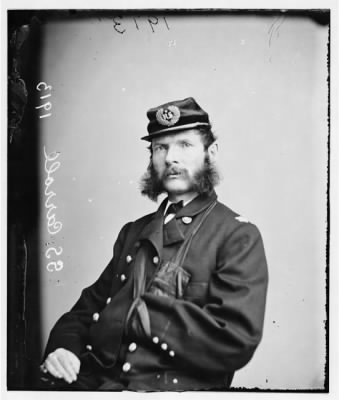 1400 - Gen. Samuel S. Carroll, Col of 18th Ohio Inf › Page 1 - Fold3.com