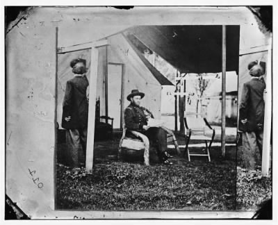 4788 - Cold Harbor, Virginia. U.S. Grant at his headquarters › Page 1 - Fold3.com