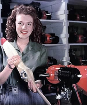 Norma Jeane Dougherty