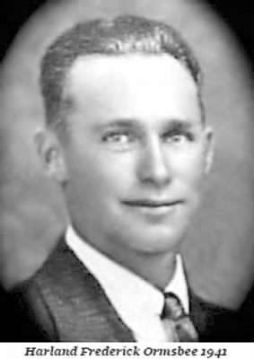 Harland Frederick Ormsbee