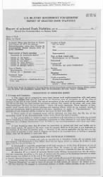 American Zone: Report of Selected Bank Statistics, March 1946 › Page 8 - Fold3.com