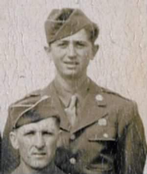 "Alton C. (""Oz"") Grobbel, June 1945"
