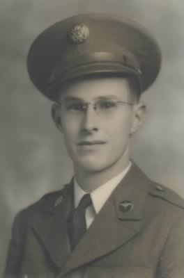 Marion Roger Rush, Army Air Corp
