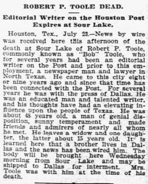 Robert P Toole 1901 Death Notice2.JPG