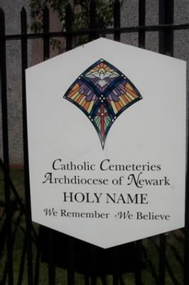 Holy Name Cemetery NJ