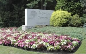 Newton Cemetery and Crematory MA