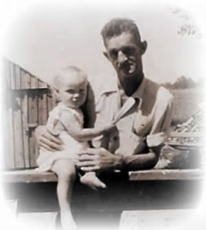 Olin Trent and Brenda Akers (Daughter)