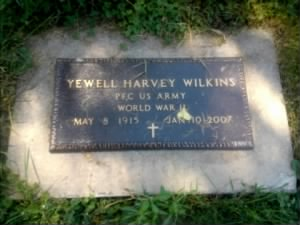 "Yewell Harvey ""Tuck"" Wilkins"