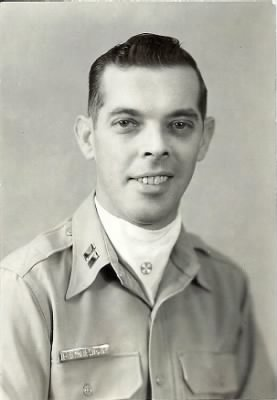 Captain Donald R. Fisher