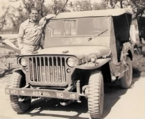 Jeep named after wife Rita