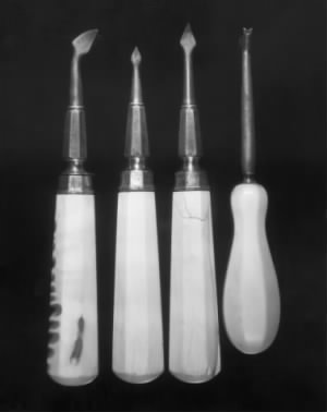 Paul Revere's Dentistry Tools