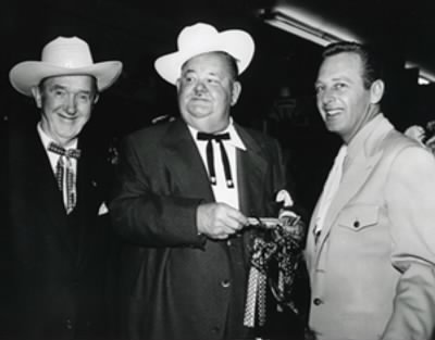 Laurel and Hardy with Rand Brooks - Fold3.com